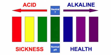Acid-Alkaline Part 1: Diet and Lifestyle tickets