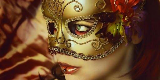 Masquerade Ball At The Embassy of France