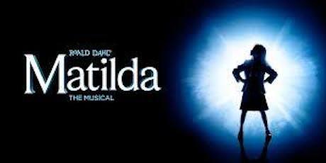 Matilda  The Musical tickets