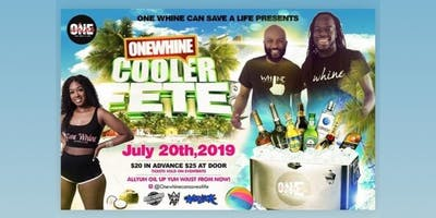 OneWhine Cooler Fete