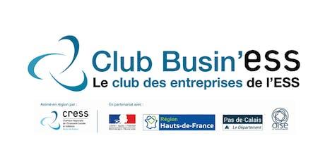 11 ième Club Busin'ESS  #territoire du Creillois tickets