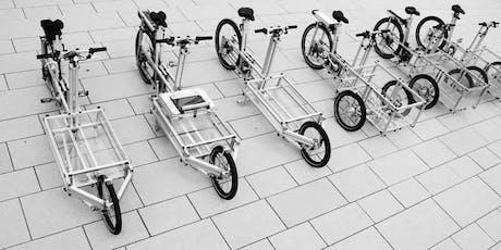 Ein eigenes XYZ Cargo bike / Lastenrad bauen Tickets