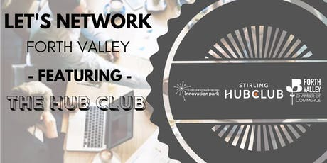 Let's Network feat. The Hub Club tickets