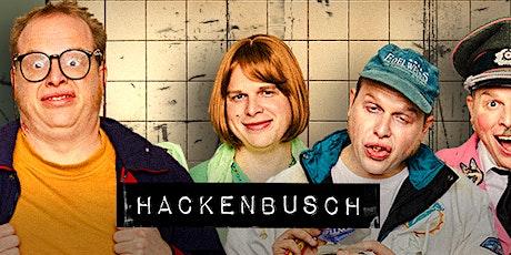 Hackenbusch- Solo Premiere Tickets