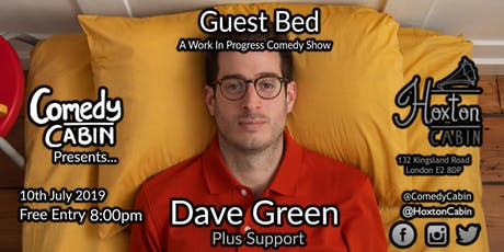 Comedy Cabin Presents: Guest Bed tickets