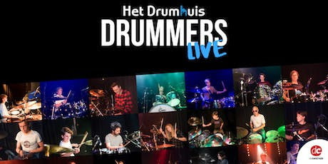 Drummers Live 2019 tickets