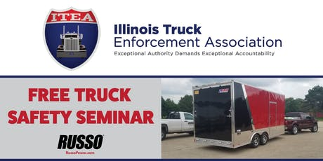 ITEA Truck Safety Seminar tickets