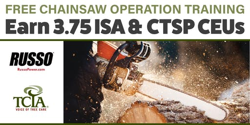Professional Chainsaw Operation Training