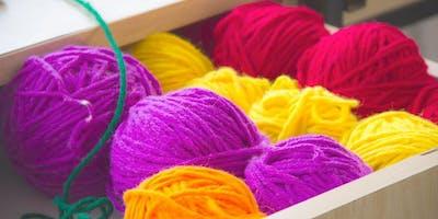 Sewing and Fiber Arts Club: Knitting