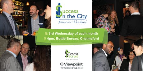 Success In The City - Business Networking tickets