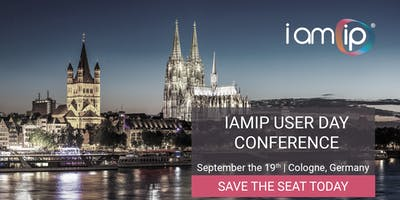 IamIP - User Day Conference 2019