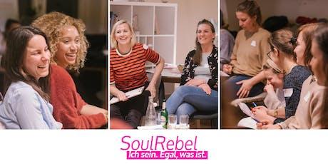 """Soul Rebel Meetup: """"Erfolgreich nach meinen eigenen Regeln"""" Tickets"""