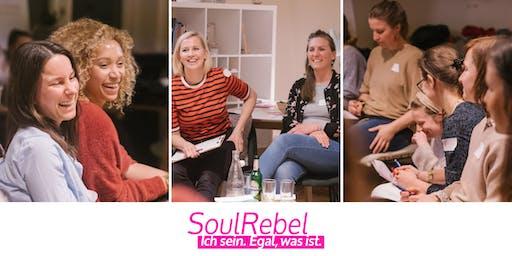 """Soul Rebel Meetup: """"Erfolgreich nach meinen eigenen Regeln"""""""