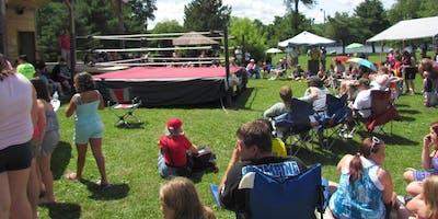 Live Wrestling in Barking, Summer Brawl!