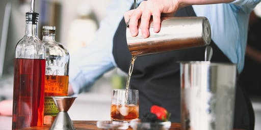 Making a Great Cocktail at Aurora Cooks!