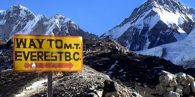 EVEREST BASE CAMP - EASTER 2020