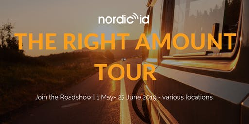 The Right Amount Tour by Nordic ID