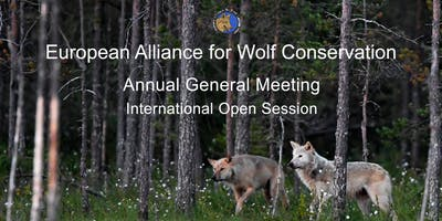 European Alliance for Wolf Conservation - Annual Meeting - Open Session