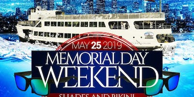 Memorial Day Weekend Yacht Party :: Liberty Harbor :: Surf City New Jersey