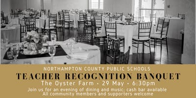 Northampton County Public Schools Annual  Recognition Banquet
