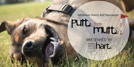 Putts fore Mutts tickets