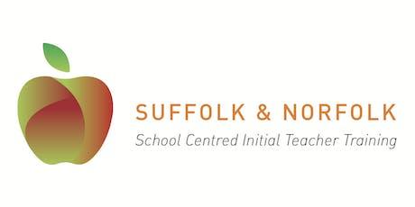 Suffolk and Norfolk SCITT - Birthday Lecture tickets