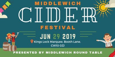 Middlewich Cider Festival