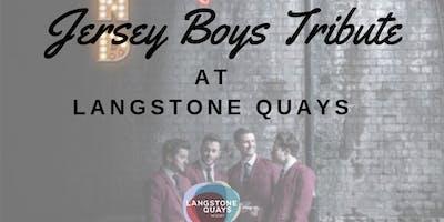 Jersey Boys Tribute Night