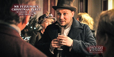 Sold Out - Mr Fezziwig's Christmas Murder Mystery tickets