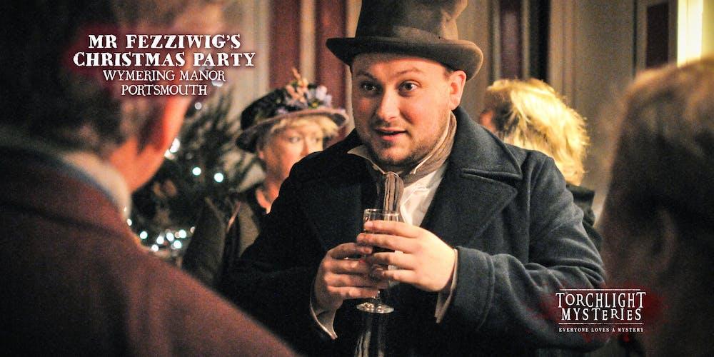 Mr Fezziwig's Christmas Murder Mystery