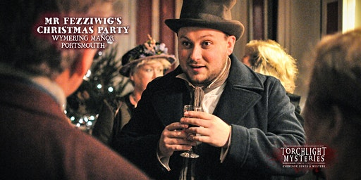 Sold Out - Mr Fezziwig's Christmas Murder Mystery