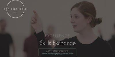 Dance Artist Conversations Event 2 with Danielle Teale