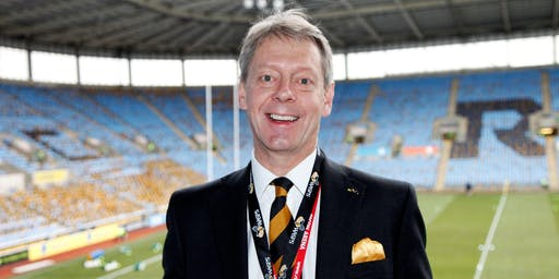 Lunch Club with Nick Eastwood, CEO Wasps