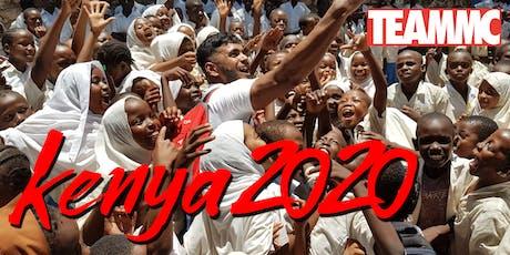 TeamMC - Kenya Charity Tour 2020 tickets