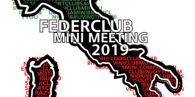 5° Federclub MINI Meeting 2019