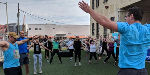 Union Market High Intensity Group Fitness Class