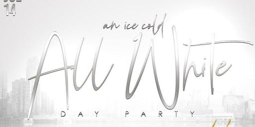 An Ice Cold All White Day Party