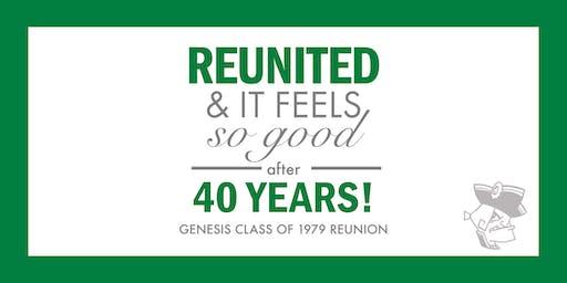Hamilton High Class of 1979 Reunion