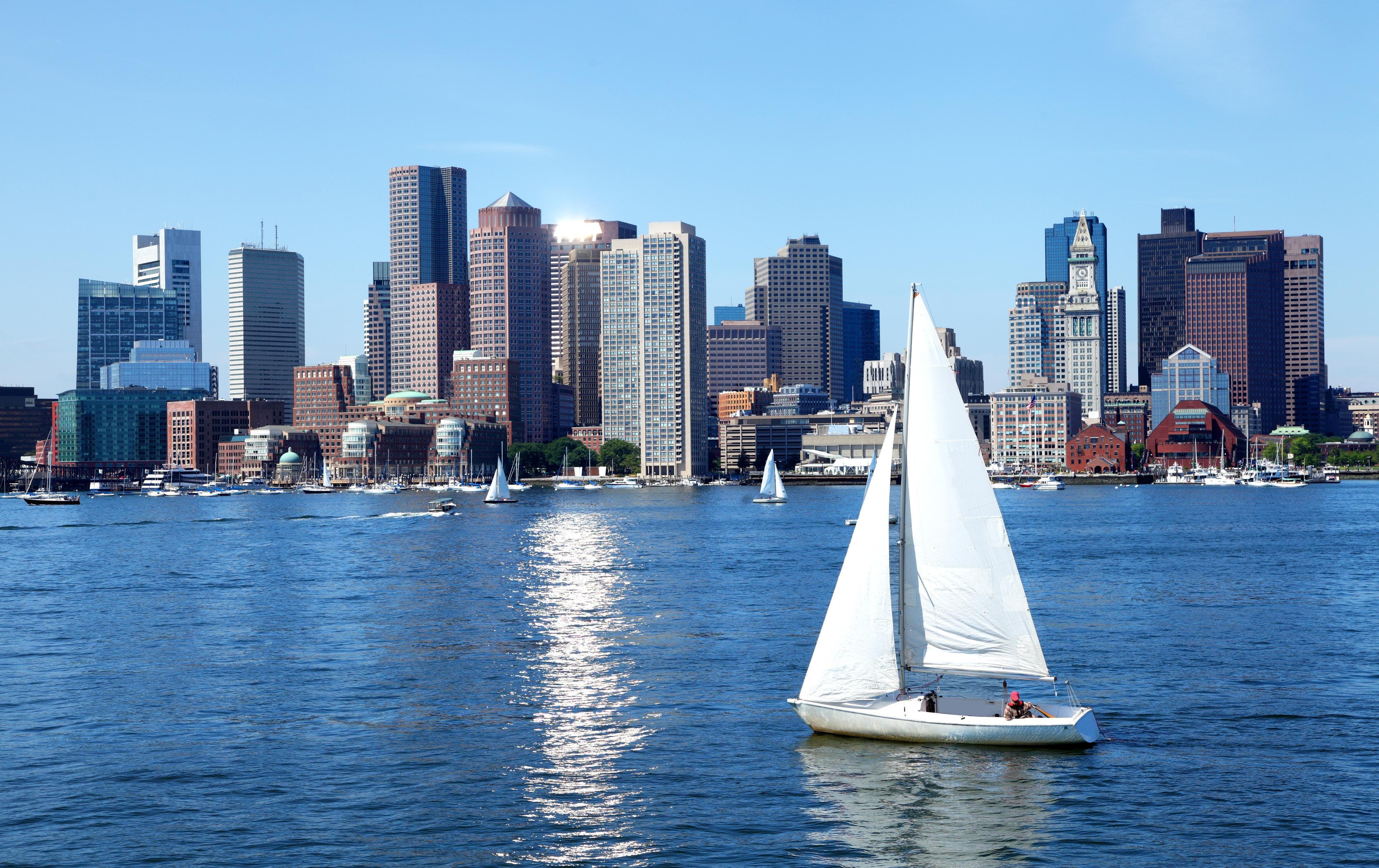 Boston Harbor-Food Culture Tours banner