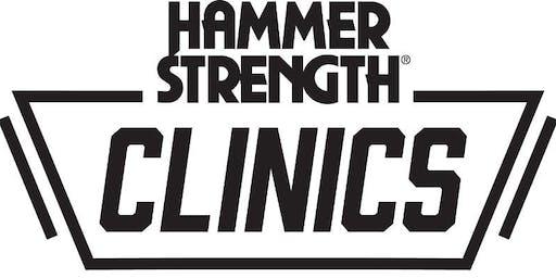 Hammer Strength Clinic: Olympiastützpunkt - Stuttgart