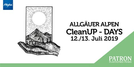 Allgäuer Alpen CleanUP - Days Tickets