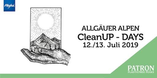 Allgäuer Alpen CleanUP - Days