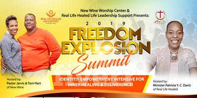 2019 Freedom Explosion Identity Empowerment Summit