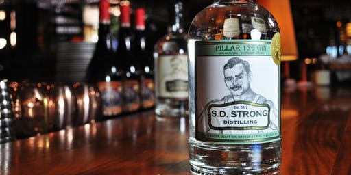 Fork and Bottle Series at The Fontaine Featuring SD Strong