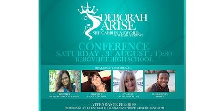 Deborah Arise Conference  tickets