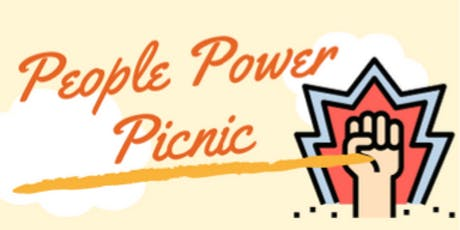 People Power Picnic tickets