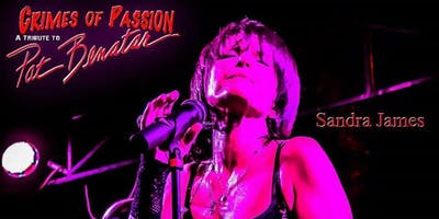 Crimes of Passion - A Tribute to Pat Benatar @ The Canyon Club