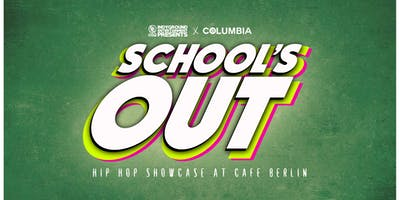 Indyground Presents: School's Out Hip Hop Showcase @ Cafe Berlin