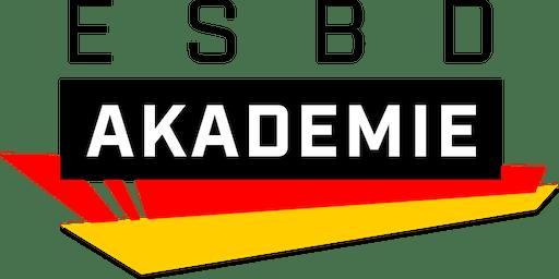 ESBD-Trainerausbildung - Grundlagen des eSport-Trainings - Berlin