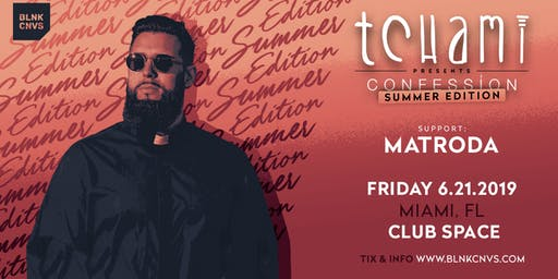 Tchami @ Club Space Miami